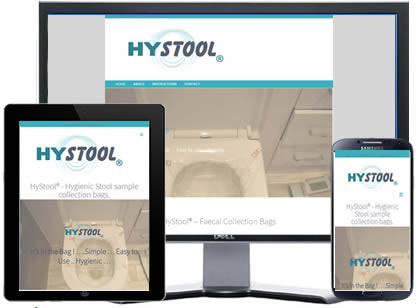 hystool east lothian website in wordpress